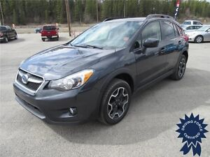 2015 Subaru XV Crosstrek 2.0i w/Touring Pkg All Wheel Drive