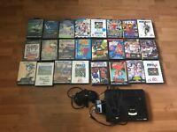Sega Megadrive Console & 27 games