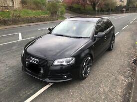 Audi A3 DSG Sline Blackedition rep