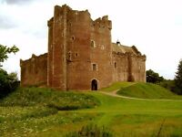 Fabulous Guided tours to places difficult to access by public transport from Stirling