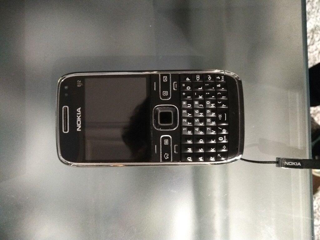 Nokia E72 - 5MP - 3G/WiFi