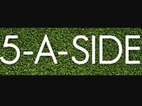 5aside football team. Players needed! Goalkeeper needed! Tuesday's
