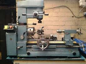 Clarke Metalworker 4 speed lathe