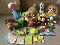 Boy's/Kids/Children toys bundle
