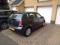 Volkswagen Polo Hatchback 1.2 E 5dr . £1300 1 yr MOT