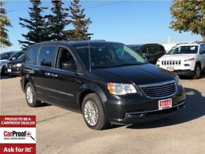 2016 Chrysler Town & Country TOURING**DUAL DVD**POWER SUNROOF**