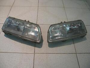 HONDA CIVIC HEADLIGHTS LEFT AND RIGHT 1988-1991