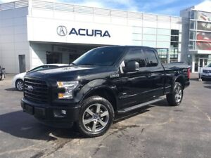 2016 Ford F-150 XLT | ONLY31000KMS | BACKUPCAM | TONNEAU | 4X4 |