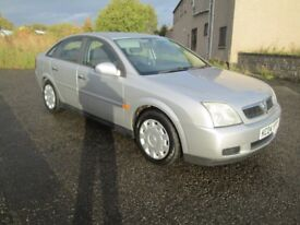 VAUXHALL VECTRA LS *** LONG MOT ***