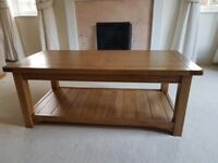 Coffee Table & Matching Side Table (Radley)