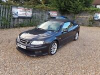 2004 Saab 9-3 2.0 T Aero with 10mths MOT