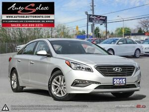 2015 Hyundai Sonata ONLY 22K! **BACK-UP CAMERA** CLEAN CARPROOF