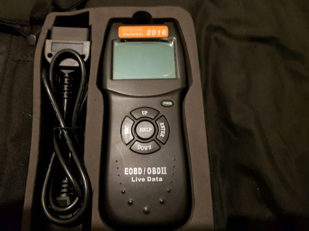 D900 ODB2 COD READER (Brand new)