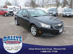 2012 Chevrolet Cruze LS! ONLY 64K! Trade-In! Save!