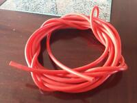 Silicone Vacuum line replacement in red colour Make offer!