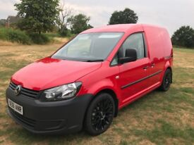 2012 Volkswagen VW Caddy 2.0 TDi 140 6 Speed - Full Service History - 1 Previous Owner
