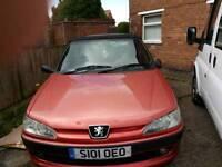 Peugeot 306 Soft Top