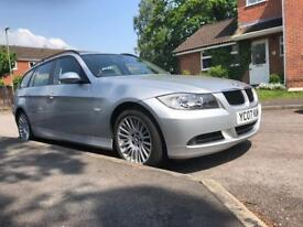 BMW 2.0 318d touring 5dr