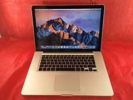 "Apple MacBook Pro A1286 15.4"", 2010, 750GB, i7 Processor, 6GB RAM +WARRANTY, NO OFFERS, L124"