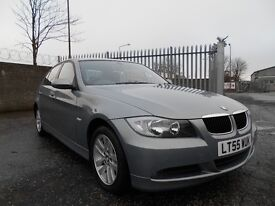 BMW 3 SERIES 2.0 320i SE 4dr / FINANCE AVAILABLE /1 YEAR MOT
