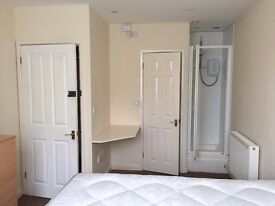 Double en-suite room available now.