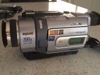 Sony Digital Handy-cam video camera