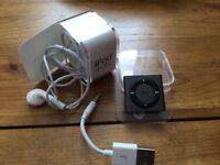 iPod shuffle as new.