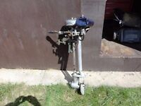 3 hp seagull engine with f/n gears spares or repair