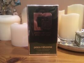 Paco Rabanne aftershave pour homme 100ml sealed perfect gift.