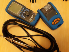 Kane 458 Gas analyser 3 months old