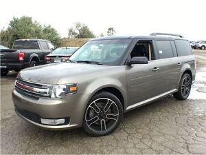 2014 Ford Flex SEL AWD W/ Leather & Panoramic Roof