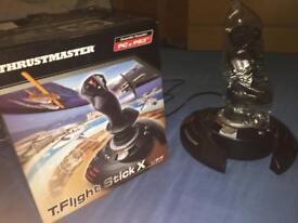 T.Flight Joystick X
