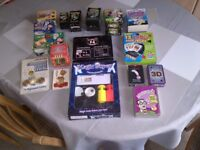 Assorted Magic Tricks For Sale