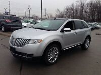 2011 Lincoln MKX AWD, ONE OWNER