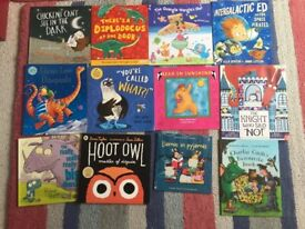 Selection of Pre School Childrens Books