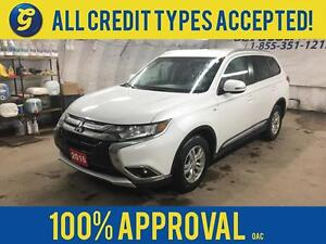2016 Mitsubishi Outlander SE*7 PASSENGER*AWC*V6*ECO MODE*BLUETOO Kitchener / Waterloo Kitchener Area image 1