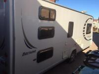 RE-LISTED Caravan 6 berth with fixed triple bunks