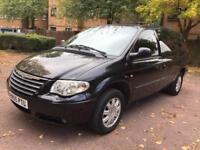 CHRYSLER GRAND VOYAGER 2.8 LIMITED XS ** DVD SCREEN ** SAT NAV ** LOW MILEAGE **