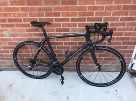Planet X Carbon Fibre Race bike