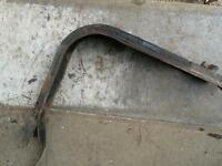 Diesel tank holder for Iveco daily.