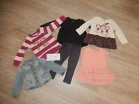 Baby Girls Clothes Bundle 18 - 24 mths 1.5 - 2 years