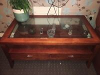 Solid pure wood Coffee table