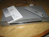 Sony dvd player model no.DVP-NS575P complete with remote.