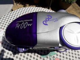 1400 watt Bagless Vacuum Cleaner