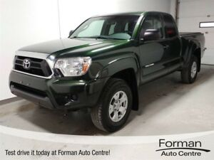 2014 Toyota Tacoma - V6   Remote start   Winter tires and rims