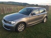 2010 BMW 1 SERIES, 2 LITRE DIESEL, MOT 17 JUNE 2017, PERFECT CAR, DRIVES LIKE A DREAM, ONLY £30 TAX!