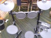 Yamaha.... ELECTRONIC..... drum Kit