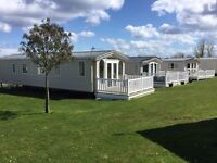 Static Caravan for sale in Northumberland, sited at Cresswell Towers Holiday Park.