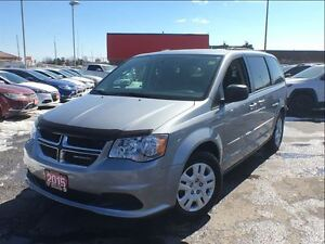 2015 Dodge Grand Caravan SXT**FULL STOW AND GO**POWER WINDOWS**P