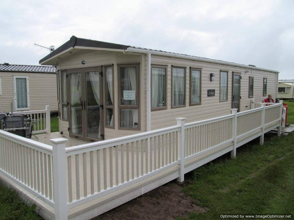 Simple Eyemouth Berwickshire Static Caravan Holiday Rental